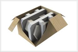 Medical foam packaging