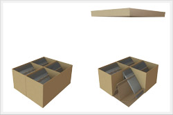Corrugated Dunnage